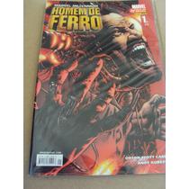 Marvel Millennium Homem De Ferro - 3 Edições - Panini