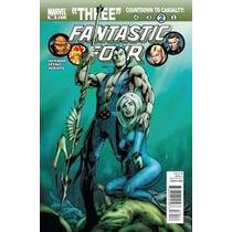 Fantastic Four Vols.585,586,587 E 588