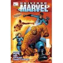 Universo Marvel #1 - Panini - Nc - Redwood