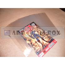 Embalagem Para Guardar Coleção De Gibis E Mangás Dc / Marvel