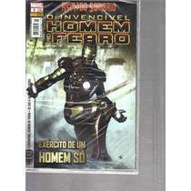 Reinado Sombrio - O Invencível Homem De Ferro Nº 5 - Panini