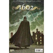 Mini Série 1602 - Coleção Completa #1 A 4 - Ed. Panini
