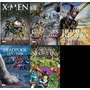 Coleção Livros Marvel X-men Dead Pool Guardiões Da Galaxia