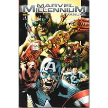 Hq Marvel Millennium Anual N° 1 Panini Comics