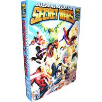 Box Eclusivo Para Guardar Secret Wars Guerras Secretas