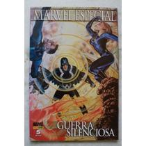 Marvel Especial Nº 5 Guerra Silenciosa