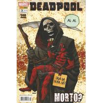 Deadpool 03 - Panini - Gibiteria Bonellihq Cx 105