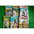 Conan: O Bárbaro -editora Bloch -coleção Completa