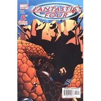 Fantanstic Four Vol.501 Ao 502, Inglês, Marvel