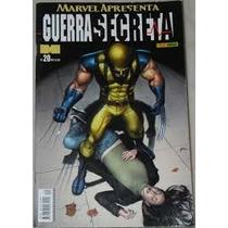 Marvel Especial: Guerra Secreta Vol.20, Panini
