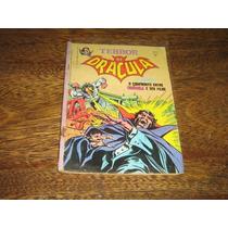 Terror De Drácula Nº 10 Abril /1980 Editora Abril Original