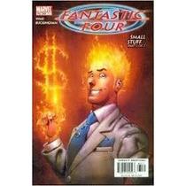 Fantanstic Four Vol.494 Ao 495, Inglês, Marvel