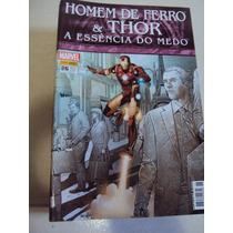 Homem De Ferro E Thor - Lote Com 17 Edicões - Panini