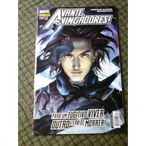 Avante,vingadores N.13 - 1* Serie Panini Comics