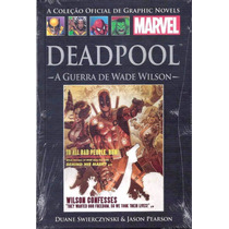 Deadpool A Guerra De Wade Wilson Salvat Marvel Hq 63