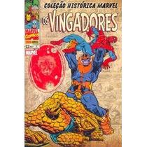 Coleção Histórica Marvel Os Vingadores 02