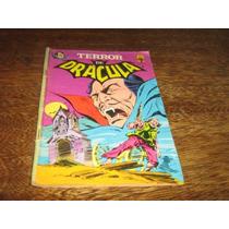 Terror De Drácula Nº 1 Junho/1979 Editora Abril Original