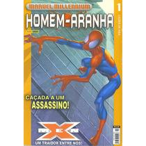 Homem Aranha - Nº 01 - Caçada A Um Assassino