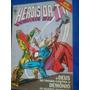 Gibi Heróis Da Tv Número 80 - Editora Abril - 1986