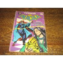 Terror De Drácula Nº 6 Dezembro/1979 Editora Abril Original