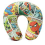 Almofada De Pescoço Hq Quadrinhos Comic Colorido Marvel