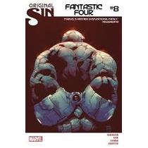 Original Sin: Fantastic Four Vol.8, Inglês