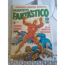 Grandes Heróis Marvel Nº 12 (abril) Revista Em Ótimo Estado!