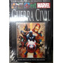 Guerra Civil Nº 50 A Coleção Oficial De Graphic Novels Novo