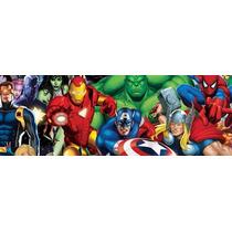 41 Revistas Variadas De Todos Os Super Heróis Marvel