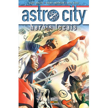 Hq Marvel Revista Book Astro City Herois Locais Volume 5