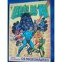 Gibi Heróis Da Tv Número 73 - Editora Abril - 1985