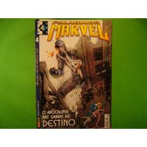 Mangá Hq Dc Revista Raridade Gibi Paladinos Marvel Vol 04