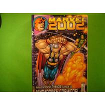 Mangá Hq Dc Revista Raridade Gibi Marvel 2002 Vol 02