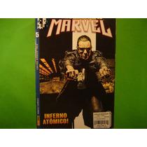 Mangá Hq Dc Revista Raridade Gibi Paladinos Marvel Vol 05