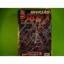 Cx I 88 Mangá Hq Dc Invasão Secreta Especial Vol - 2