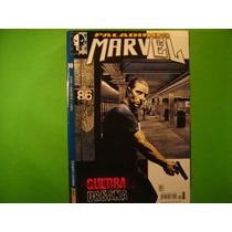Mangá Hq Dc Revista Raridade Gibi Paladinos Marvel Vol 10