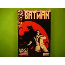 Mangá Hq Dc Revista Raridade Gibi Dc Panini Batman Vol 06