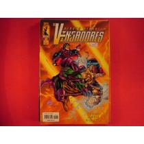 Cx I 45 Mangá Hq Dc Os Herois Renascem Os Vingadores Vol 02