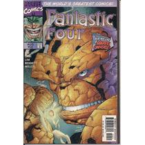 Fantastic Four Vol. 2 # 10 Hq Comic Book Original Importado
