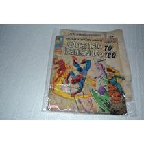 Coleção Histórica Marvel: Quarteto Fantástico N° 4 = Com Box