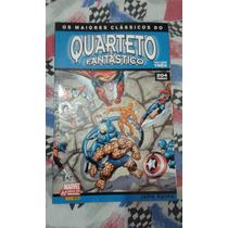 Gibi-os Maiores Clássicos Do Quarteto Fantástico-vol.3 Pani