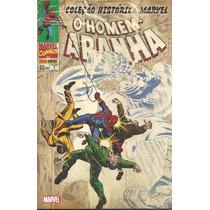 Coleção Histórica Marvel Nº 7 O Homem Aranha