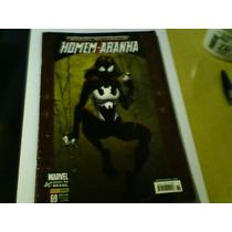 Revista Homem Aranha Panini N°69