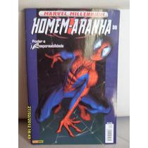 Homem-aranha Marvel Millennium # 30 Panini - Bonellihq Cx 89