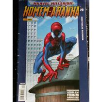 Revista Homem-aranha - Nº 20 -marvel Millenium - F/gratis