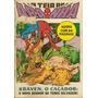 A Teia Do Aranha Nº 18 - Kraven, O Caçador - Março/1991