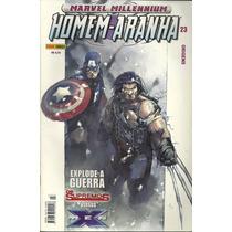 Homem-aranha Marvel Millennium # 23 Panini - Bonellihq Cx 89