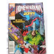 Revista O Homem-aranha - 2099 - Marvel - Nº 12 - F/gratis