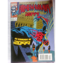 Revista Homem-aranha - 2099 - Marvel - Abril - Nº 4-f/gratis