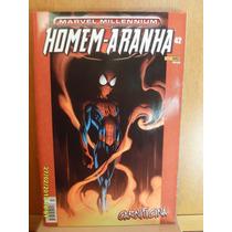 Homem-aranha Marvel Millennium 42 Panini - Bonellihq Cx 89
